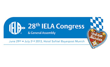 2013 IELA Congress & Partnering Event Munich