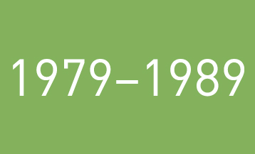 History 1979–1989