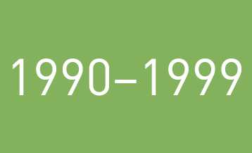 History 1990–1999
