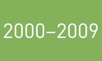 History 2000–2009