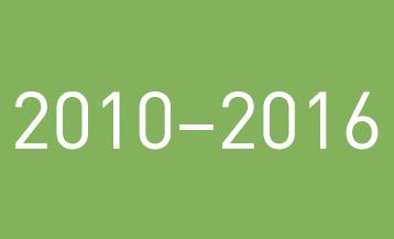 History 2010–2016
