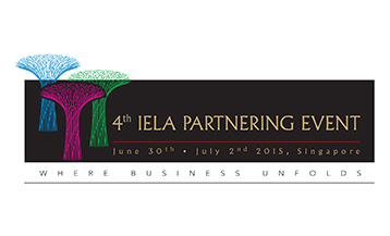 2015 IELA PARTNERING EVENT