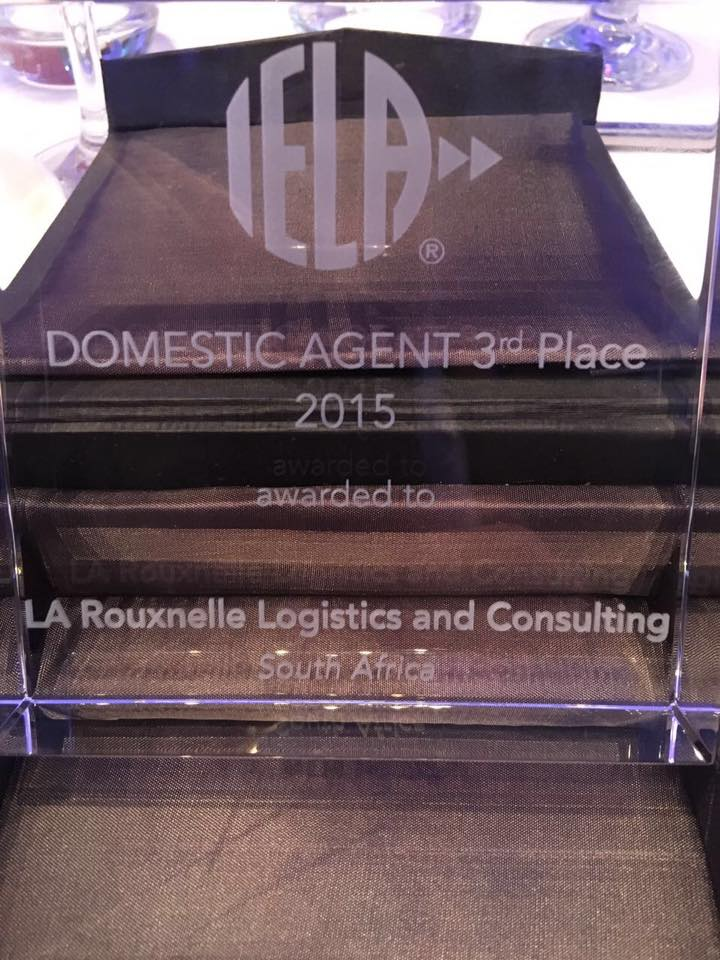 LA Rouxnelle Logistics and Consulting - IELA - International